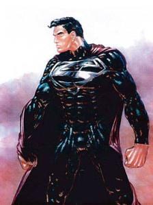 Clark's New Costume