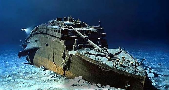 The Historic Titanic (1/6)
