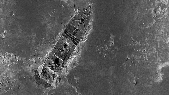 Shipwrecks griffyclan007 39 s blog for Another word for ocean floor