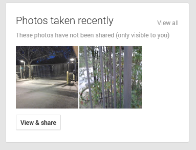 Google+ Violating Privacy of Personal Photos